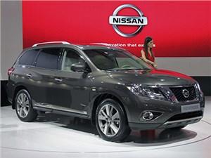 Новость про Nissan Pathfinder - Nissan Pathfinder 2015