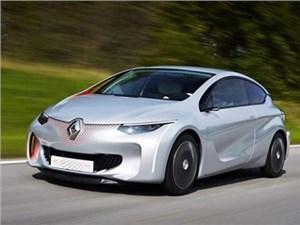 Новость про Renault - Renault Eolab concept 2015