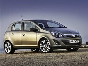 Продажи автомобилей Opel Corsa в России временно приостановятся