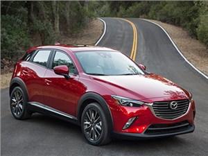 Новость про Mazda - Mazda CX-3 2015