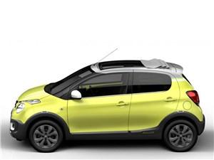 Предпросмотр citroen с1 urban ride concept 2014 вид сбоку