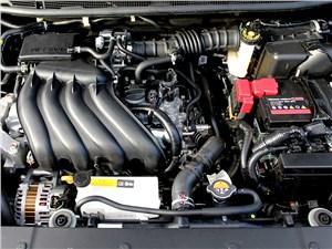 Предпросмотр nissan sentra 2013 двигатель