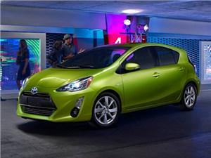 Обновленный Toyota Prius готовится к премьере