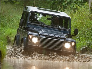 Новость про Land Rover Defender 110 - Land Rover Defender 2013
