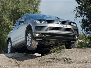 Предпросмотр volkswagen touareg 2014 вид спереди
