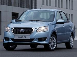 В ноябре россияне приобрели вдвое больше седанов Datsun on-DO, чем в октябре