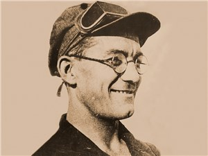 Виталий Андреевич Грачев. 1936 г.