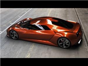 Предпросмотр trion supercars nemesis 2015 вид сверху