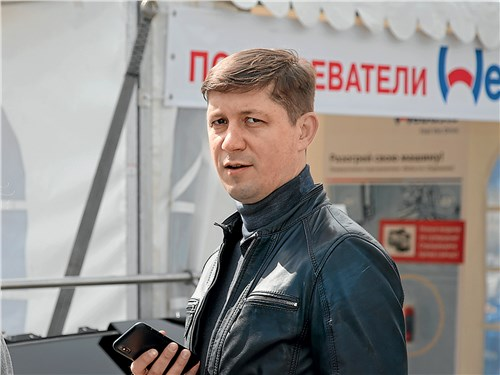 Александр Царенко («Моторспорт.ТВ»)