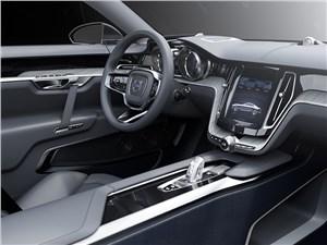 Предпросмотр volvo coupe концепт 2013 интерьер фото 1