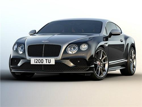 Новость про Bentley Continental GT - Bentley подготовил для российских клиентов две эксклюзивных версии Continental GT