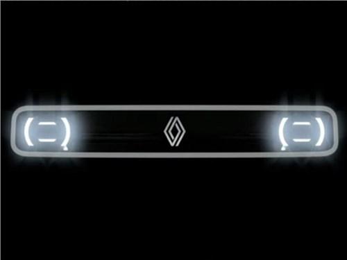 Renault выпустит модель в стиле ретро-модерн