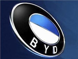 Новость про BYD - Китайская компания BYD выпустит четыре новых кроссовера за два года