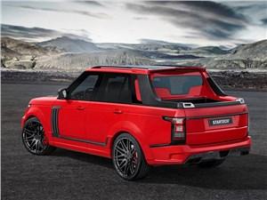 Startech Range Rover вид сзади