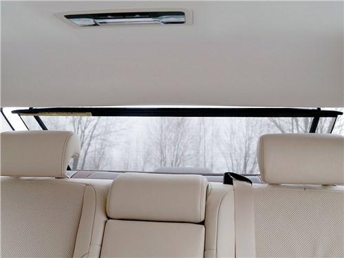 Lexus ES 200 2016 салон