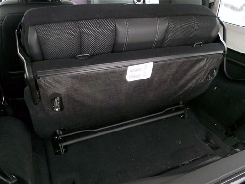 Предпросмотр jeep wrangler 2007 багажное отделение