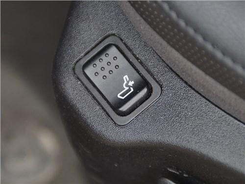 Предпросмотр jeep renegade 2014 электрорегулировка поясничного подпора