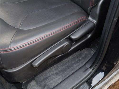 Lifan X60 2016 переднее кресло