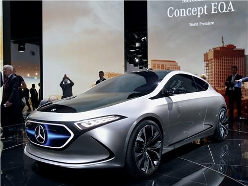 Mercedes-EQ A
