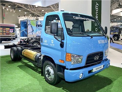 Hyundai HD78 CNG