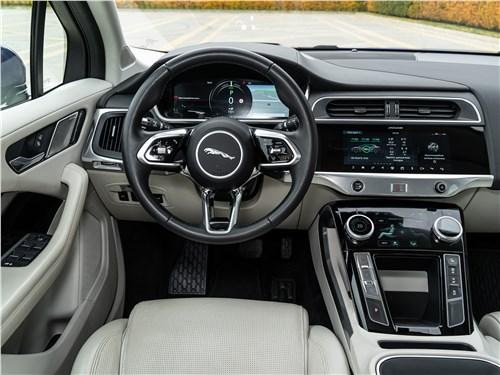 Jaguar I-PACE 2019 салон