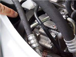 Nissan Almera 2014 ремень привода вспомогательных агрегатов