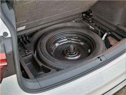 Volkswagen Tiguan R (2021) запаска-докатка