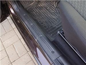 Datsun on-DO 2014 накладка на порог