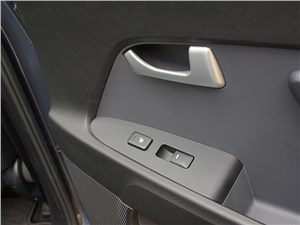 Kia Sportage 2014 подогрев задних сидений