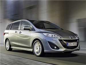 Новость про Mazda 5 - Mazda 5