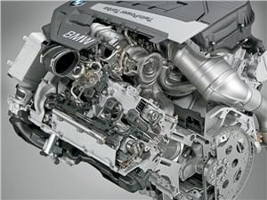 Турбодвигатель BMW