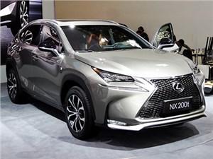 Lexus объявил старт продаж компактного кроссовера NX 200t в России