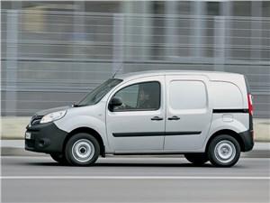 Renault Kangoo 2014 вид сбоку