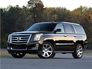 В Санкт-Петербурге стартовало производство Cadillac Escalade