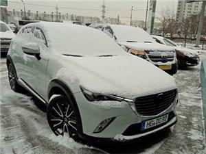 Новость про Mazda CX-3 - Mazda CX-3 2015
