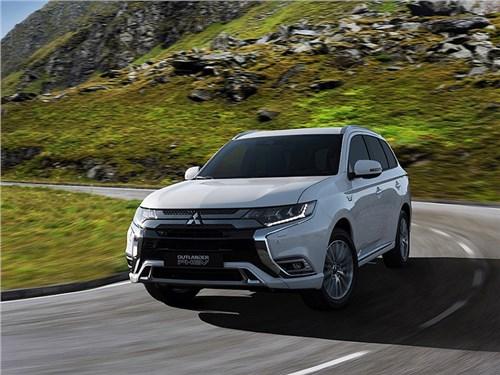 Новость про Mitsubishi Outlander PHEV - Mitsubishi Outlander PHEV