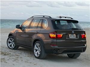 Положение обязывает.. (BMW X5, Mercedes-Benz ML-Klasse, Volkswagen Touareg) X5 -