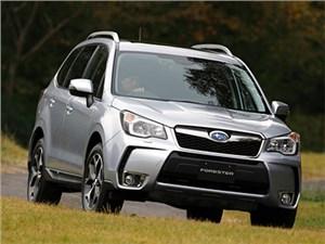 В России скоро появится новый Subaru Forester