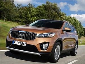 В Калининграде запустят производство Kia Sorento нового поколения