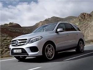 Новость про Mercedes-Benz - Mercedes-Benz GLE 2016