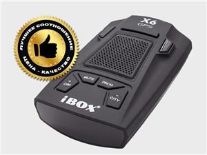 iBOX X6 GPS