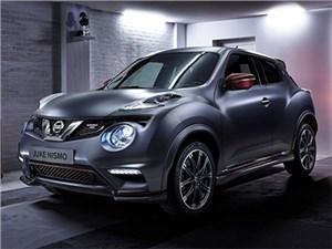 Nissan Juke NISMO RS уже доступен для заказа в России