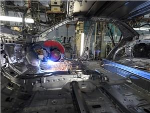 Toyota инвестирует в расширение питерского производства 5,9 млрд рублей