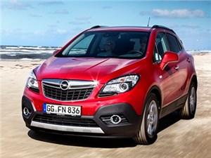 В Белоруссии будут выпускать кроссоверы Opel Mokka и для России