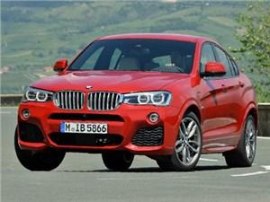 В России может быть налажена сборка кроссовера BMW X4
