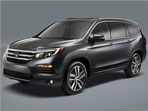 Производство внедорожников Honda Pilot нового поколения уже началось