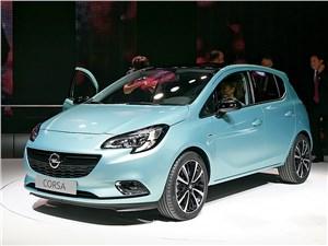 Opel Corsa 2014