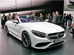 Клиенты уже ждут кабриолет Mercedes-Benz S-Class