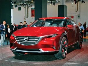Концепт Mazda Koeru намекает на серийный CX-7 нового поколения