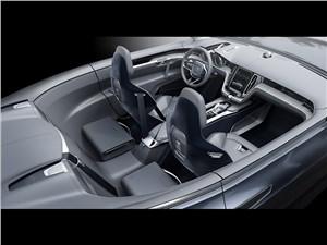 Предпросмотр volvo coupe концепт 2013 интерьер фото 2